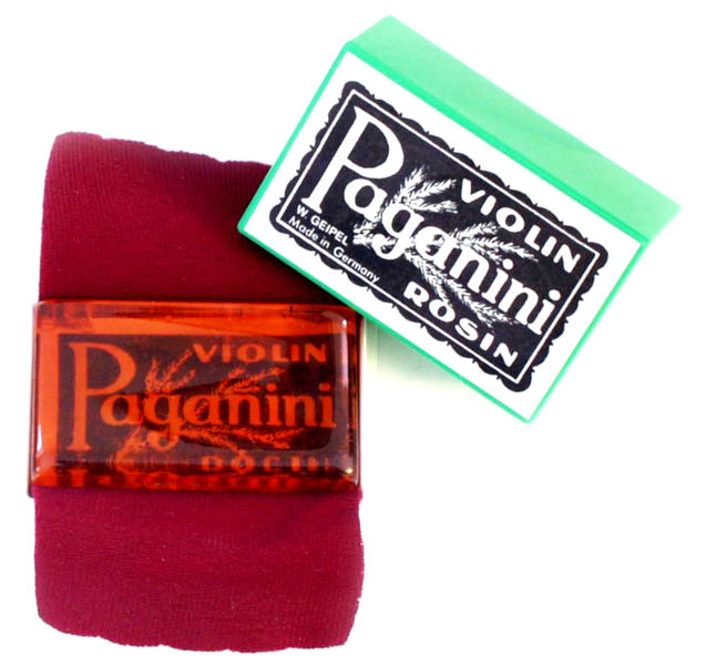 Paganini Rosin for Kamanche and Violin
